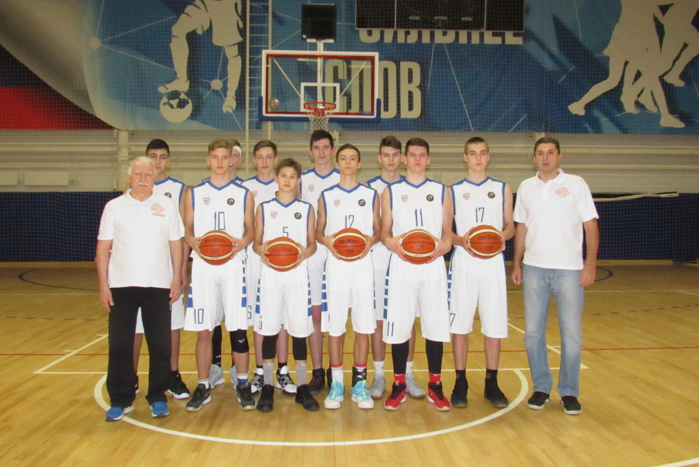 Возрождение ставропольского баскетбола!