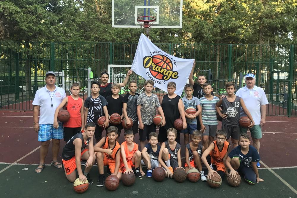 Приглашаем в летний баскетбольный лагерь!